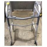 Guardian 30755P Metal folding walker