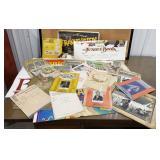 Lot Includes Leroy Anderson Hits LP Vintage