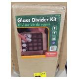 Cardboard Glass Divider Kit, Fits Heavy Duty