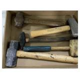 Lot of Mallets