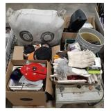 Large lot of items, homewares, hardware and tool