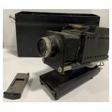Vintage Delineascope Projector with Case