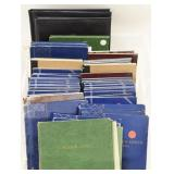 55+ Lincoln Cent Binders Many Full
