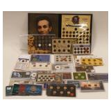 30+ Indian & Lincoln Cent Collectors Sets