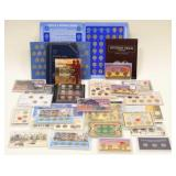 (31) Lincoln Cent & Nickel Collectors Sets