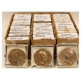 "(36) US Mint 3"" Presidential Bronze Medals"