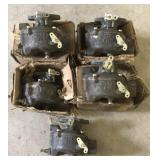 (5) Vintage NOS Holley Carburetor No. 859  Lot