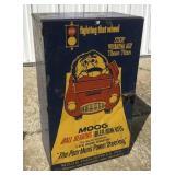 Scarce Vintage MOOG Ball Bearings Metal Store