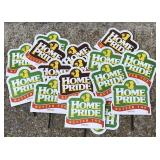Large Lot Of Home Pride Bread Double Sided