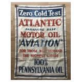 Scarce Vintage ATLANTIC Aviation Pennsylvania