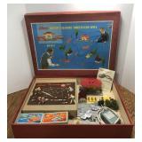 Vintage Schuco Variant Electro 3010T Set In Box /
