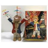 Vintage German Windup The Famous Juggler Toy In
