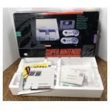 Original 1991 SNES Super Nintendo Entertainment