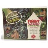 1966 Mattel Fright Factory Maker -Pak In Box