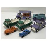 Vintage Tootsie Toy Lot
