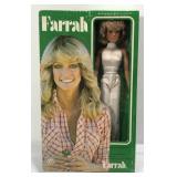 Vintage 1977 Mego Farrah Fawcett Fashion Doll In