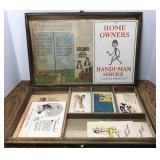 Vintage 1929 Harry Miles Supply Company Salesman