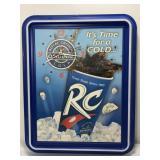 Royal Crown Cola RC Advertising Clock Measures