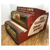 Vintage Trico Wiper Blades Store Display Cabinet