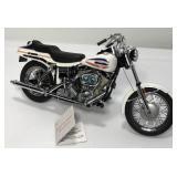 1/10 Scale Die-Cast Harley Davidson 1971 Harley