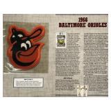 1966 Baltimore Orioles Cooperstown Baseball