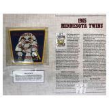 1965 Minnesota Twins Cooperstown Baseball