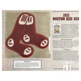 1932 Boston Red Sox  Cooperstown Baseball