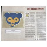 1969 Chicago Cubs Cooperstown Embroidered