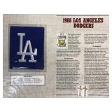 1988 Los Angeles Dodgers Cooperstown Embroidered