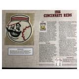 1956 Cincinnati Reds  Cooperstown Baseball