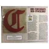 1868 Cincinnati Red Stockings Cooperstown