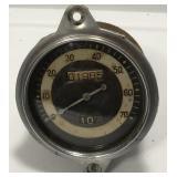 Vintage Automotive Speedometer