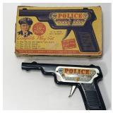 Scarce Vintage Meldon Bros Police Cap Pistol In