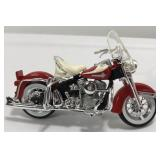 1/18 Scale 1962 Harley Davidson FLH Duo Glide