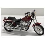 1/18 Scale Die Cast Harley Davidson Super Glide