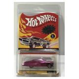 Hot Wheels Redline Club Purple Passion On Blister
