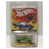 Hot Wheels Redline Club 36 Ford Coupe On Blister