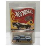 Hot Wheels Redline Club 67 Pontiac GTO On Blister