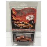 Hot Wheels Redline Club Custom Mustang Mach 1 On