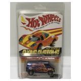 Hot Wheels Redline Club Flying Colors 70s Van On