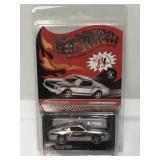 Hot Wheels Redline Club Custom Mustang Black
