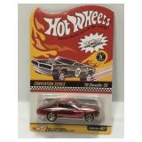 Hot Wheels Redline Club 70 Chevelle SS On Blister