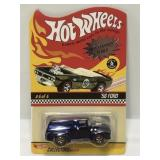 Hot Wheels Redline Club 56 Ford On Blister Card /
