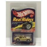 Hot Wheels Redline Club Real Riders Olds 442 On