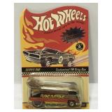 Hot Wheels Redline Club Customized VW Drag Bus On