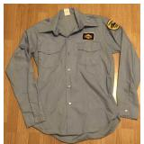 Vintage SUNOCO Service Station Employee Shirt
