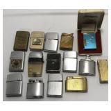 (15) Vintage Lighter Sold Times The Money
