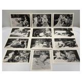 Lot of 12 Vintage Nude Pinup Girl