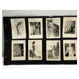 Lot of Vintage Original Nude Pinup Girl Photos