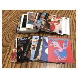 Large Lot Of Playboy / Penthouse Nude Trading